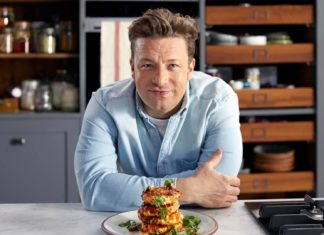 Jamie Oliver Stars In New Channel 4 Cooking Show 'Meat-Free Meals'