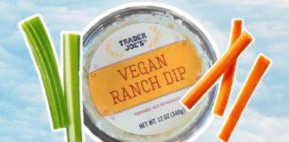 Trader Joe's Now Has Vegan Ranch Dip