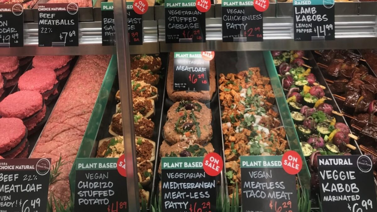Another Meat Company Just Bought a Vegan Business