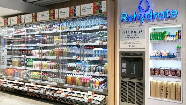 Boots Has Free 'Rehydrate Stations' to Fight Plastic Pollution