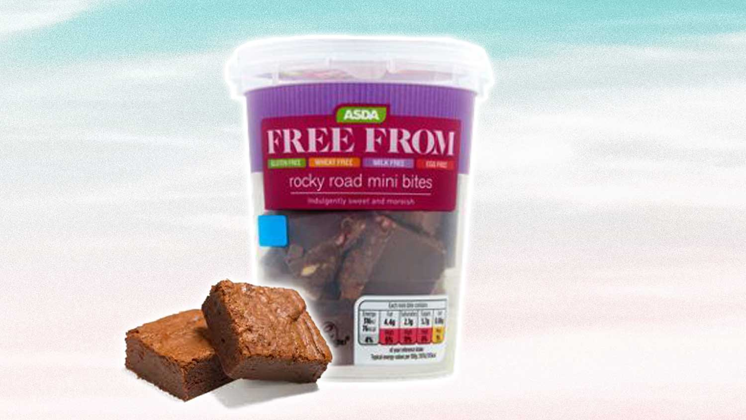 Vegan and Gluten-Free Rocky Road Is Now a Thing at Asda