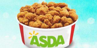 Asda Now Has Vegan KFC Style Popcorn Chicken