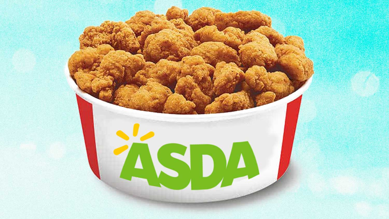 Asda Now Has Vegan KFC Style Popcorn Chicken