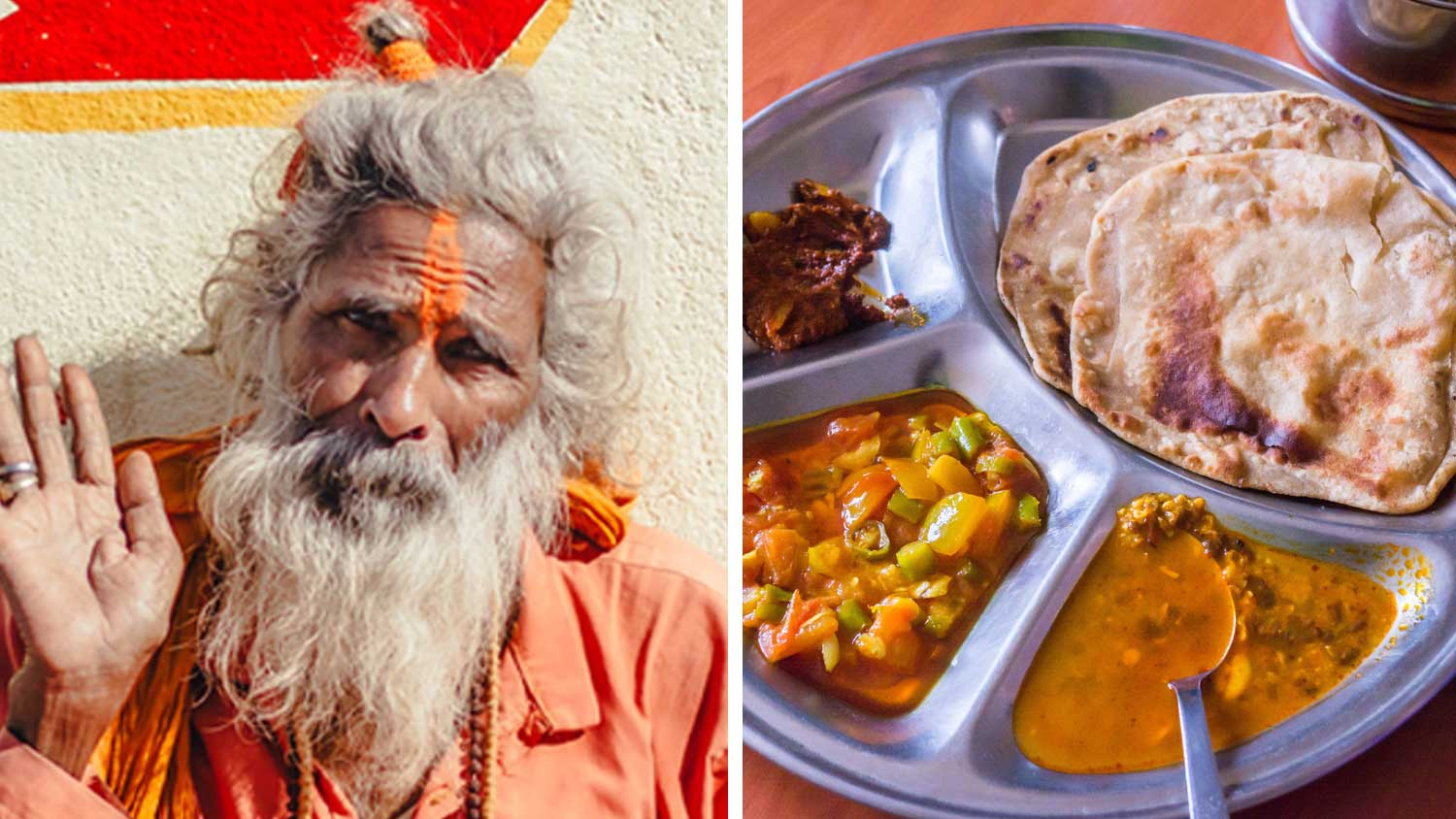 Over 100 Gandhi-Themed Ashrams to Serve Vegan Meals