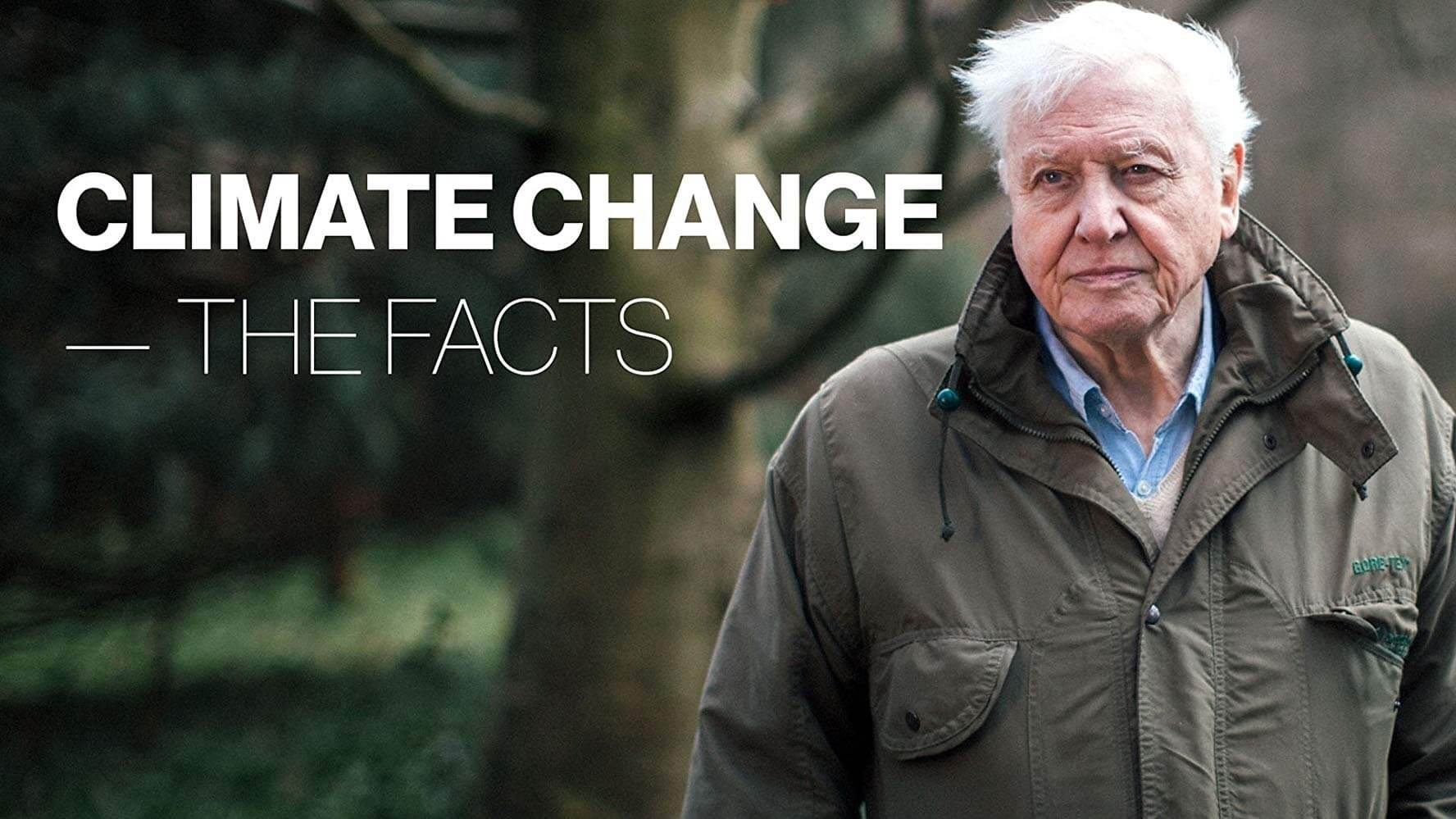 Attenborough's New Climate Change Documentary Will Make You Do Something About It