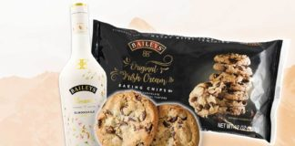 Vegan Baileys Chocolate Chips Now at Walmart