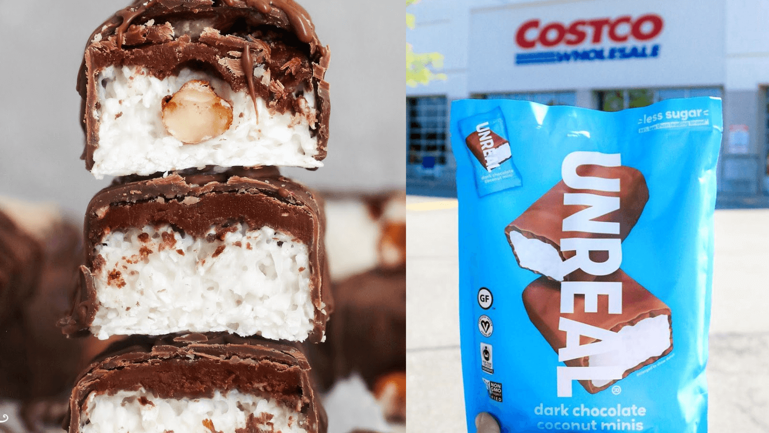Costco Launches Vegan 'Bounty' Chocolate Bars