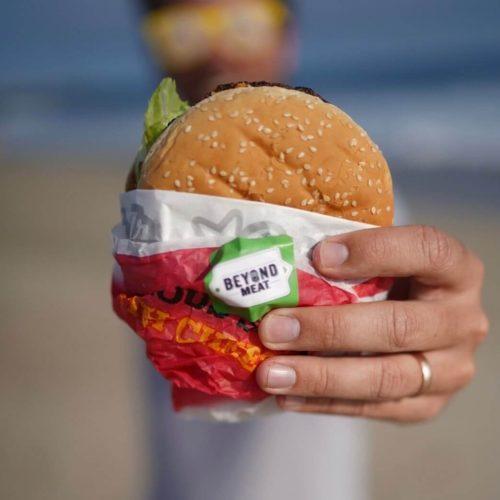 Carl's Jr. Canada Just Added Vegan Burgers to the Menu