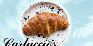 £1 Buttery Vegan Croissants Now At Carluccio's