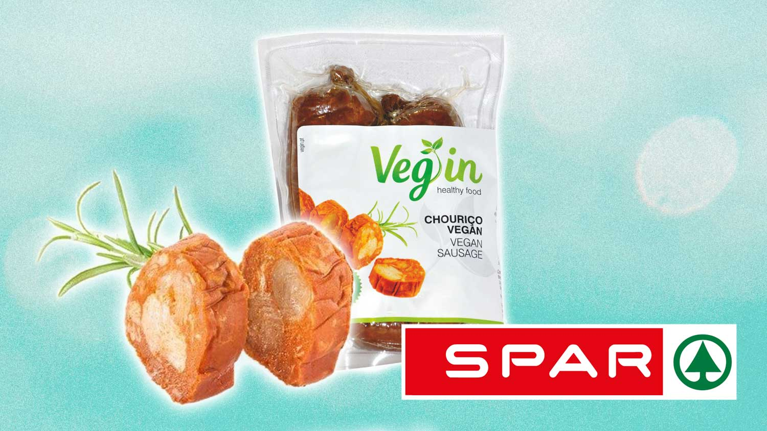 You Can Now Buy Huge Slabs of Vegan Chorizo at Spar