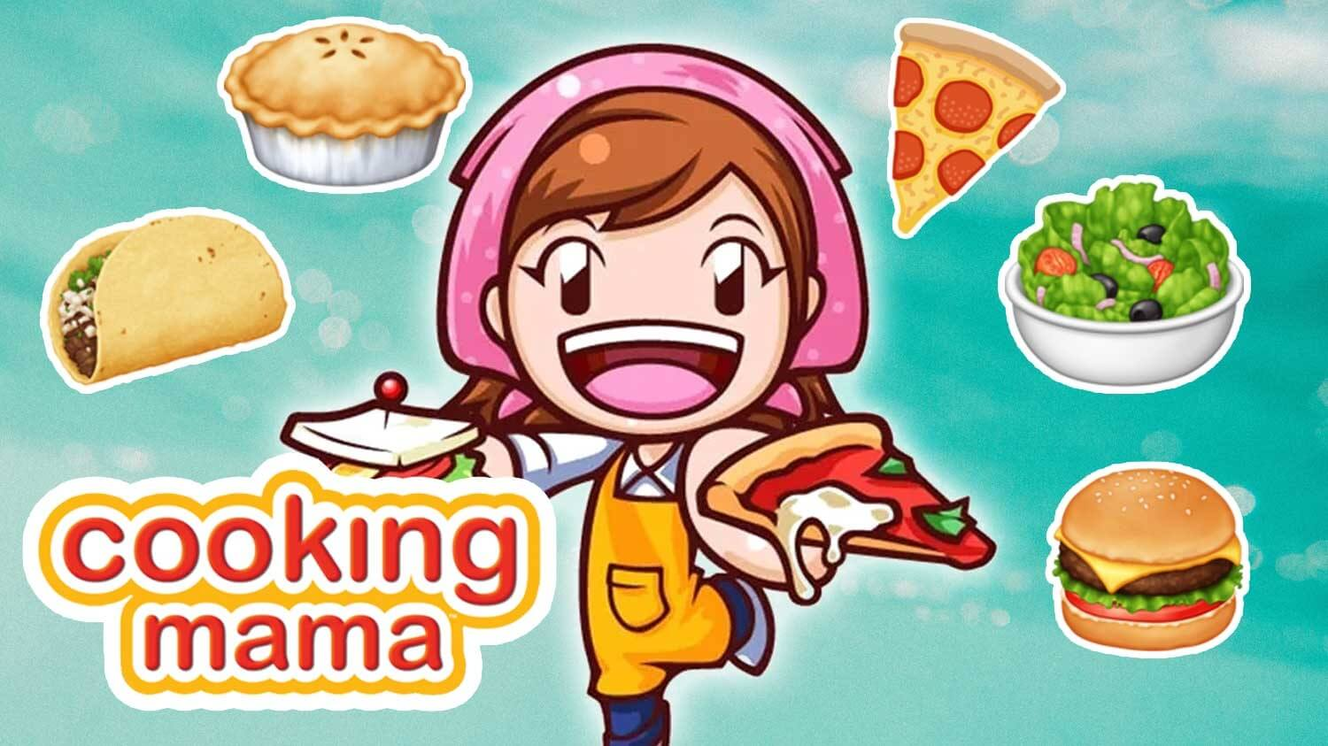 New 'Cooking Mama' Video Game Lets You Make Vegan Food