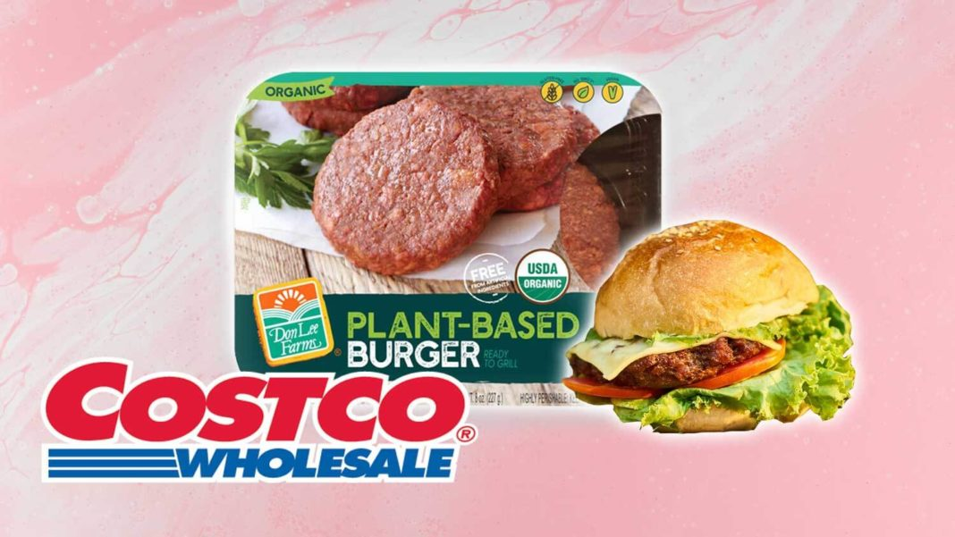 Costco UK Just Launched Bulk-Buy Vegan Burgers