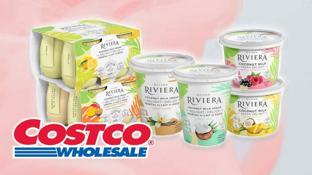 Costco Now Has Bulk Buy Vegan Coconut Yogurt
