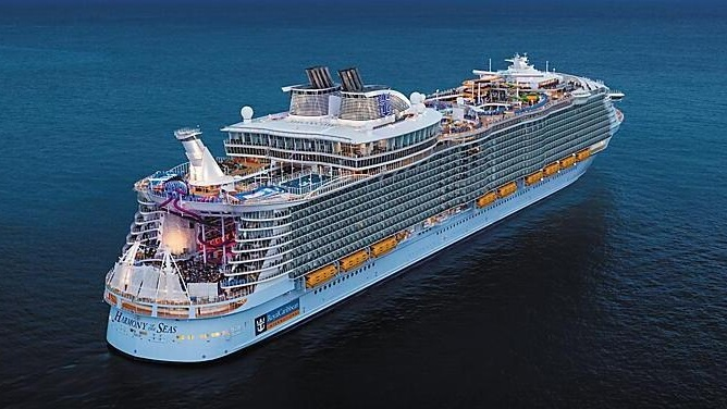 Royal Caribbean Cruises Just Launched a 3-Course Vegan Menu