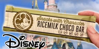 Disney Just Launched Vegan Cookies and Snack Bars