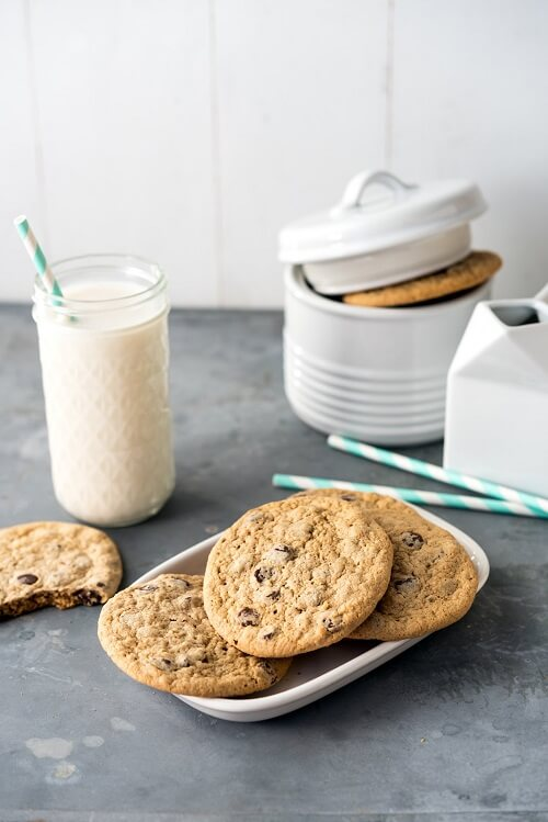 This Brand Ditched Eggs and Created the Perfect Vegan Cookie