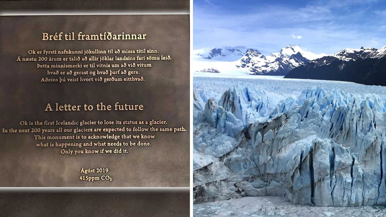 An Icelandic Glacier Just Got Its Own 'Grave'