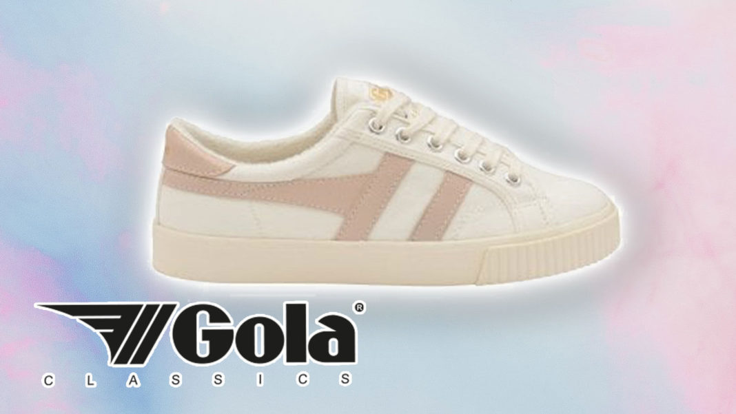 Gola Just Launched Its First Line of Vegan Trainers
