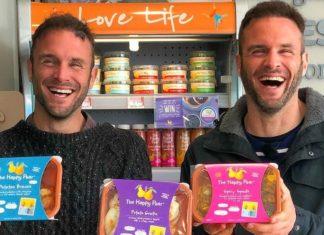 The Happy Pear Open a Vegan Restaurant at Dublin Airport