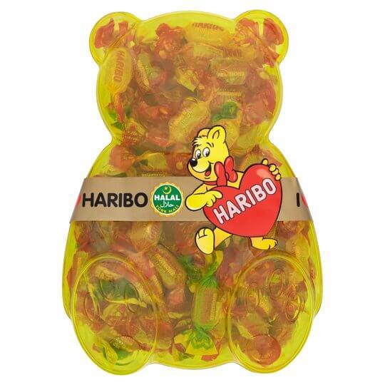 Haribo Vegan Gelatin-Free Jelly Sweets Now at Tesco