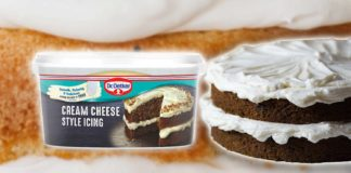 So, Asda Has Vegan Cream Cheese Icing Now