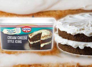 So, Asda Has Vegan Cream Cheese Icing Now