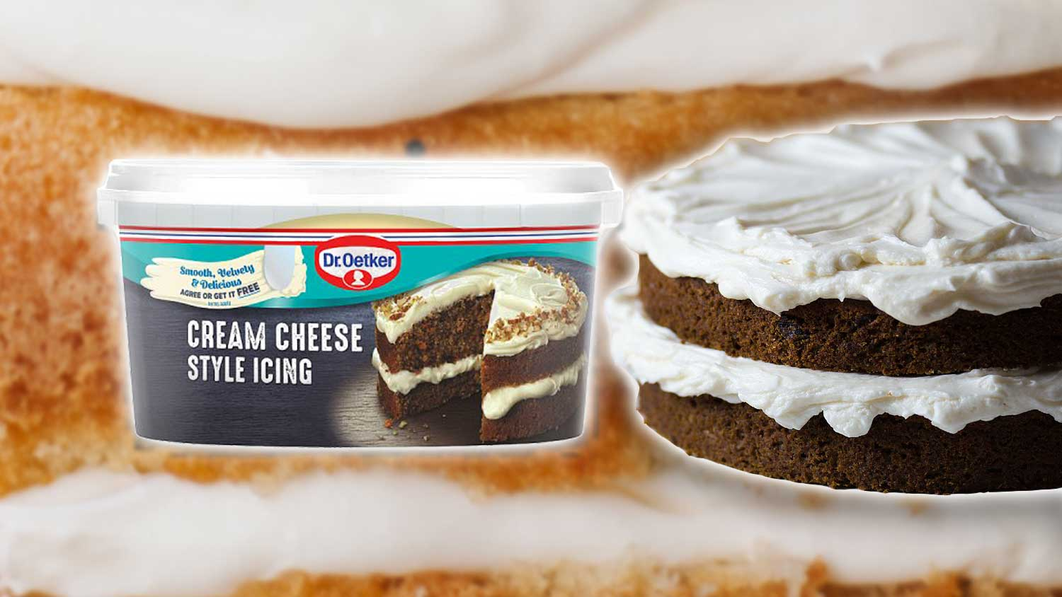 So, Asda Has Dairy-Free Cream Cheese Icing Now