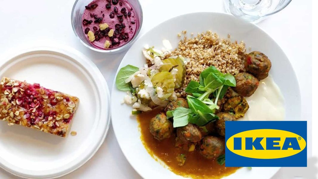 IKEA Has Vegan Desserts Now and You Won't Ever Want to Leave