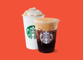 Vegan Pumpkin Spice Latte Just Arrived At Starbucks