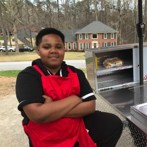 This 13-Year-Old Entrepreneur Makes America's Best Vegan Hot Dogs