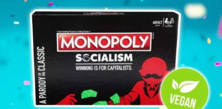 The New Monopoly Was Made for Vegans (and Socialists)