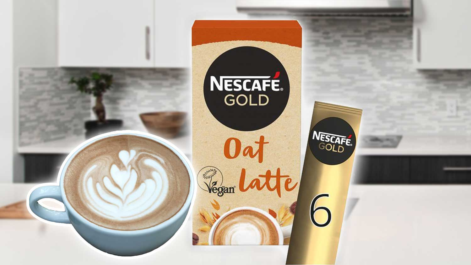 Nescafé Just Launched Dairy-Free Oat, Almond, and Coconut Lattes