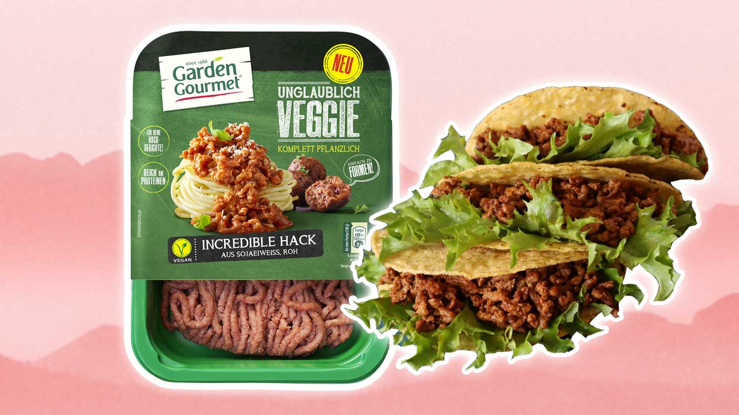 Nestlé Just Launched Vegan Ground Beef