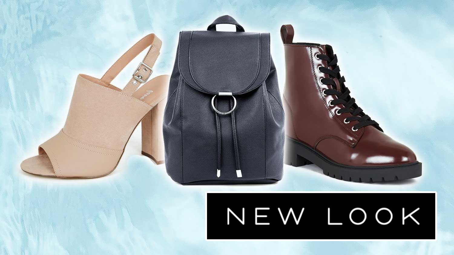 New Look Launches 500 Vegan Bags and Shoes