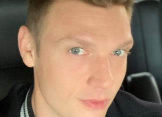 Backstreet Boy Nick Carter Eats Vegan Ice Cream By the Pint, Too
