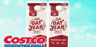 Bulk-Buy Oat Milk Just Launched at Costco