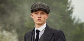 'Peaky Blinders' Star Harry Kirton Still Works In a Vegan Cafe