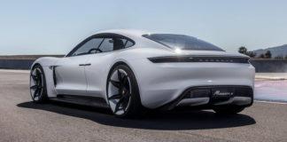 Porsche's New Electric Car Has a 100% Vegan Leather Interior