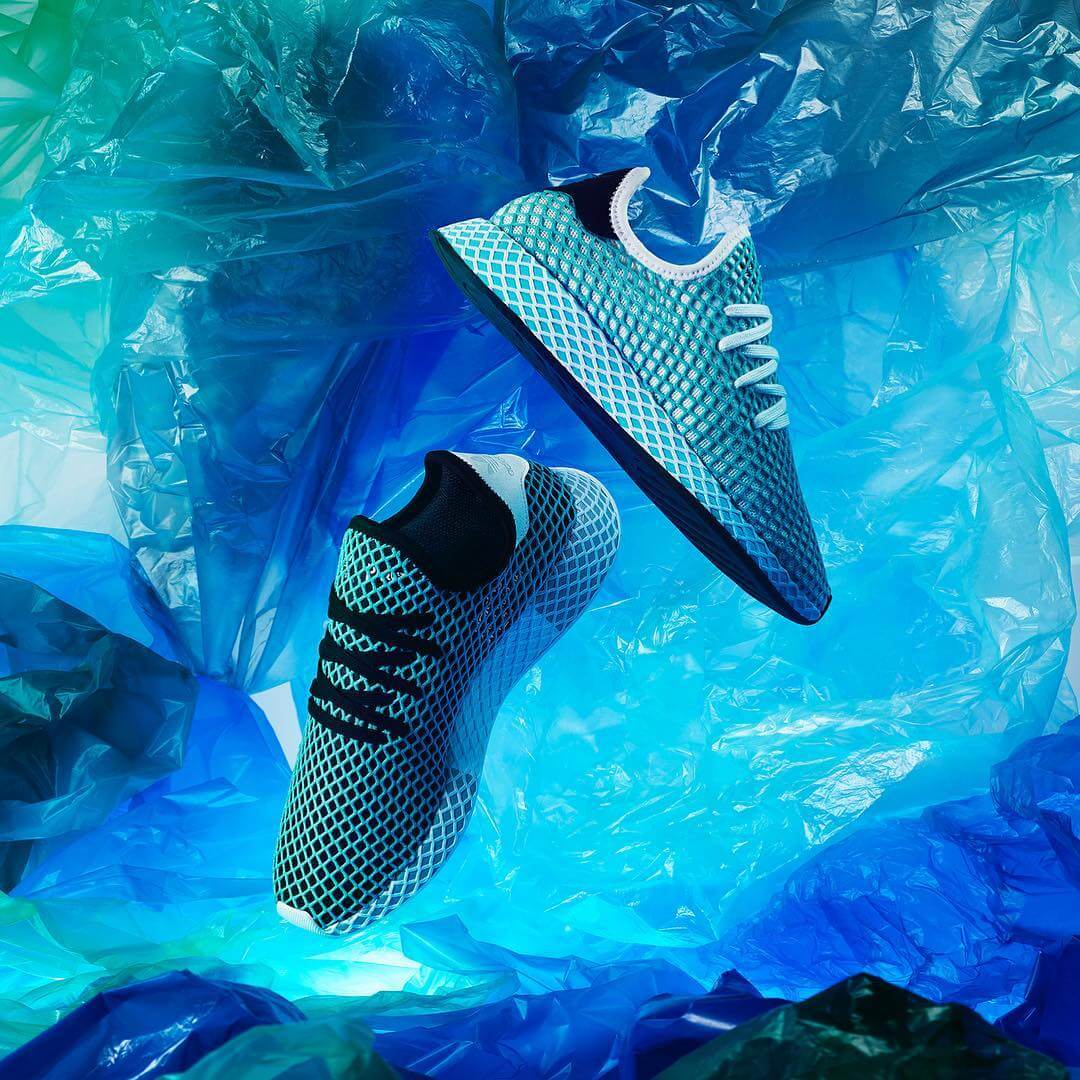 Adidas Just Made Another Vegan Shoe From Ocean Plastic