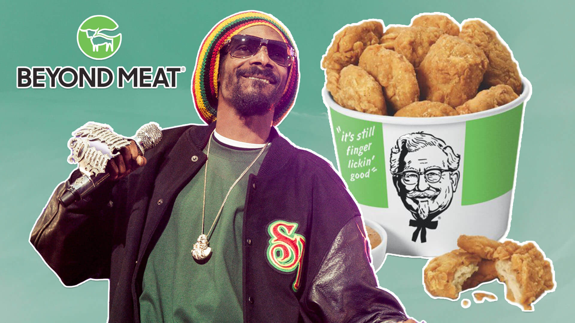 Snoop Dogg Is the Real Reason KFC Launched Vegan Chicken