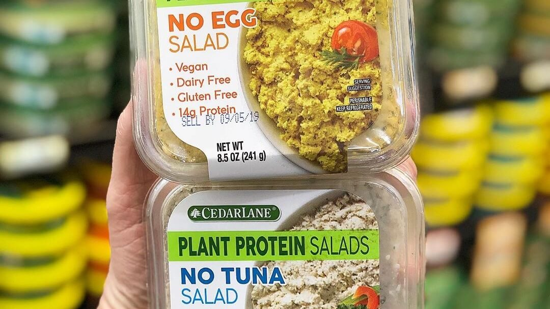 You Can Now Get Vegan Tuna and Egg Salad at Sprouts Market
