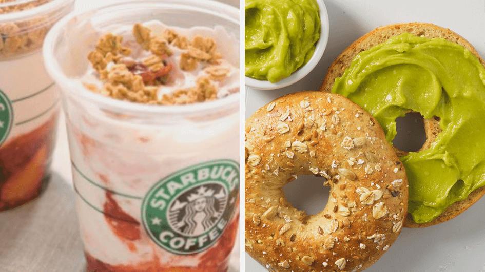 Vegan Yogurt Parfaits Are Now At Starbucks