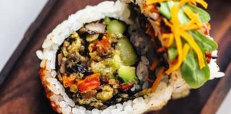 The Ultimate Vegan Sushi Restaurant Is Opening In Montreal