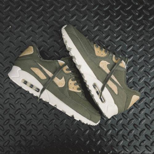 Nike Just Released Vegan Air Max 90 Sneakers Made From