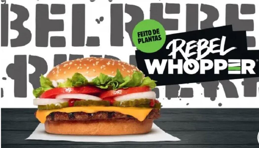 Vegan Burgers Have Arrived at Burger King in Brazil