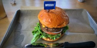 Impossible Burgers Launching in 1,500 Hospitals and Schools