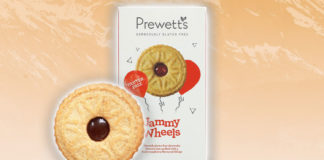 Aldi Now Has Vegan Gluten-Free Jammie Dodgers