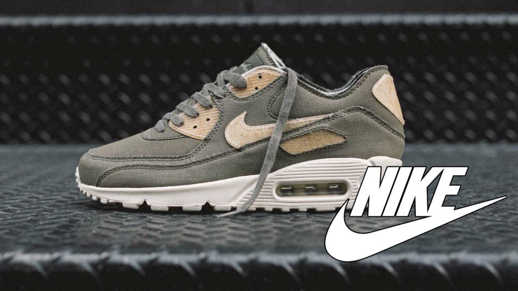 Nike Just Released Vegan Air Max 90 Sneakers Made From