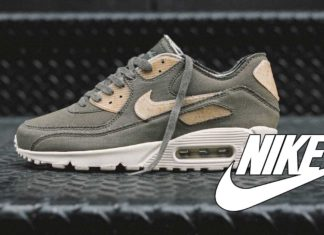 Nike Just Released Vegan Air Max 90 Sneakers Made From Sawdust