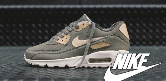 Nike Just Released Vegan Air Max 90 Sneakers Made From Sawdust